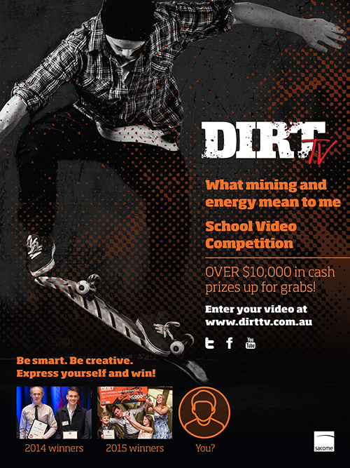 Dirt TV Competition 2016