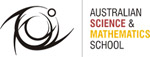 Australian Science and Mathematics School Logo